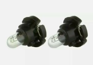 Dash Light Bulbs-Jeep Wrangler Heater A/c Climate Control HVAC-Set of 2 Bulbs