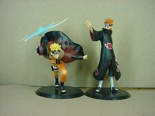 naruto  & Pain 2pcs pvc figures toy anime collection figure new first