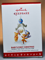 Hallmark: Baby's First Christmas - Winnie The Pooh - 2016 Keepsake Ornament