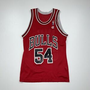 Vintage 90s Horace Grant Chicago Bulls Jersey Size Small NBA Basketball Champion