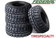 4 BRAND NEW LT275/65R18 FEDERAL COURAGIA MT OWL MUD TIRE OFFROAD 4X4