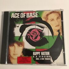 Ace Of Base / Happy Nation / US- Version 1993 / 521472-2