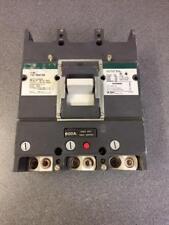GENERAL ELECTRIC THJK636F000 3 POLE 600 AMP TRIP 600V CIRCUIT BREAKER