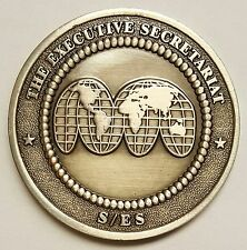 United States Department Of State The Executive Secretariat SES Level Coin