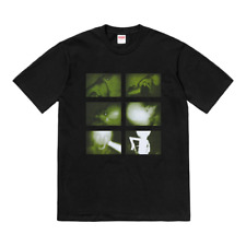 Supreme Chris Cunningham Rubber Johnny Tee T-shirt Size Large Black Fw18t14 Fw18