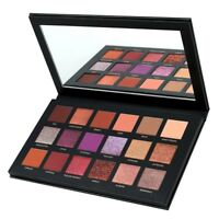 18 Colors Eye Shadow Palette Matte Glitter Makeup Shimmer Eyeshadow Cosmetic Set