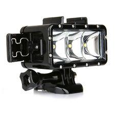 Underwater Waterproof LED Diving Spot Light 4  Gopro Hero 5/5S/4/4S/3+/3/2/SJCAM