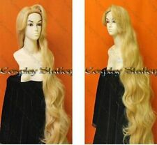 New Rapunzel Custom Styled Wig Mixed Blonde Wig Style 200cm wig +Free Shipping