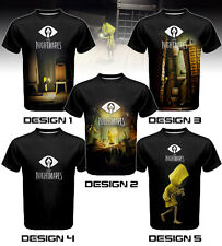 Little Nightmares Custom T-SHIRT / JERSEY - PS4 XBOX game theme