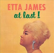 At Last! [Remaster] by Etta James (CD, Jul-1999, Chess (USA))