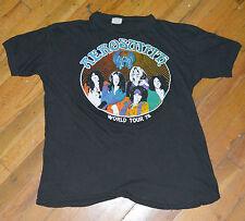 RaRe *1978 AEROSMITH* vintage rock concert tour t-shirt (L) 70s Steven Tyler
