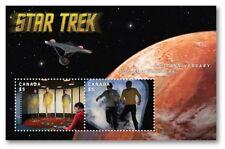 Star Trek 50th Anniversary – Lenticular Souvenir Sheet (Animated Stamps)