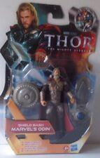 Maverl universo de los Vengadores Thor cosechó Bash Odin Figura De Acción Hasbro