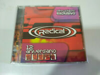 Radical CD Recopilatorio Exclusivo 12 aniversario CD Nuevo