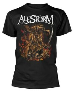 Alestorm 'We Are Here To Drink Your Beer' T-Shirt - NEW & OFFICIAL!