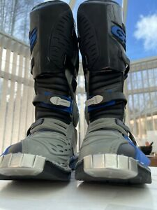 BMW Motorrad Rallye GS2 boots. Size 6, Rare And New