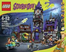 LEGO # 75904 Scooby Doo Mystery Mansion, New Sealed, Retired Set, Fast Shipping