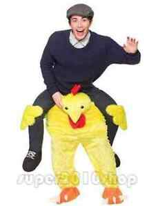 2020 Hot Cock Mascot Costume Fancy Dress Adult Birthday Xmas Party Game Handmade