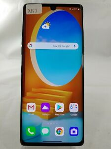 "LG Velvet 5G LM-G900 128GB AT&T GSM Unlocked 6.8"" Smart Cellphone Android X143"