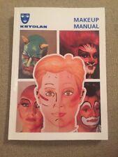 Kryolan Makeup Manual : Euro ISBN 35946-10-4 by Arnold Langer (2003, Paperback)