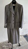 YSL YVES SAINT LAURENT RIVE GAUCHE  tailleur Donna Woman Jacket FR.44 IT.48