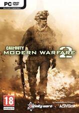 DVD OMAGGIO [Edizione Digitale Steam] PC Call of Duty: Modern Warfare 2 italiano
