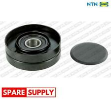DEFLECTION/GUIDE PULLEY, V-RIBBED BELT FOR AUDI VW SNR GA357.18