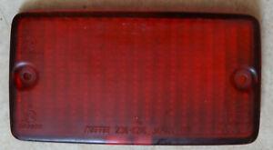 Toyota Land Cruiser J6 HJ 60 61 original Glas Nebelschlussleuchte