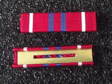 ^ K6 US Air Force NCO Professional Military Ordensspange Ribbon Bar