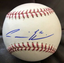 Andre Ethier Autographed Signed MLB Baseball Dodgers BAS Beckett Authentic COA