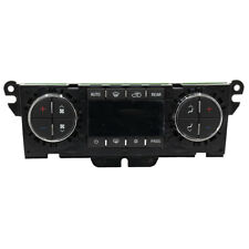 Genuine GM Dash Control Unit 25932038