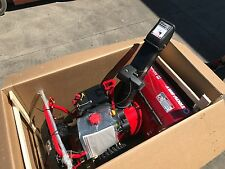 TROY-BILT 24-INCH 2-STAGE GAS SNOW BLOWER 208CC 4-CYCLE OHM w/ ELECTRIC START