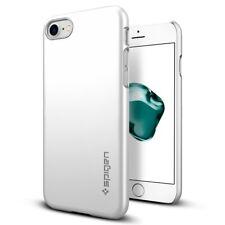 Spigen iPhone 8/7 Plus Thin Fit Satin Silver Premium Case (043CS20735)