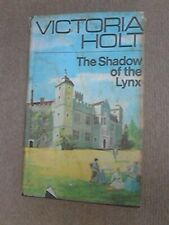 The Shadow of the Lynx by Holt, Victoria Hardback Book The Fast Free Shipping