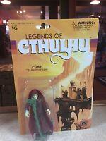 "2015 Warpo Legends of Cthulhu CULTIST 4"" Inch 1:18th Scale Toy Art Figure MOC"