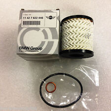 Genuine BMW MINI Genuine Oil Filter Element  & Seals 11427622446