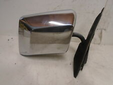 82-93 GMC Sonoma Chevy S10 S15 Right Passenger Side Manual Mirror OEM Stainless