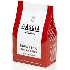 Gaggia Arabica Coffee Beans 500g