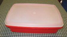 Vintage Tupperware Paprika Stow N Go Storage Container & Organizer #767
