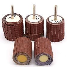 Sand Paper Shutter Wheel Grinding Polishing Wood Plastic Metal Grinding Tools
