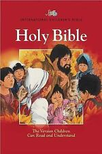 ICB International Children's Holy Bible Maps Free Bookmark Old & New Testaments