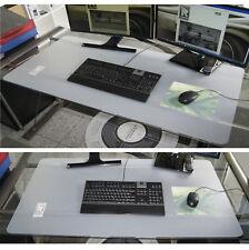 1a Schreibtischunterlage halb transparent Schreibunterlage Schreibtisch Auflage