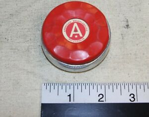 American shuffleboard large red replacement puck