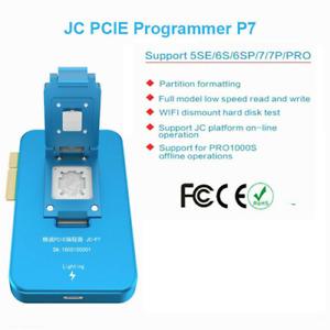 JC P7 Programmatore di Nand per iPhone 5SE 6S 6S PLUS 7 Plus e tutti gli iPad Pr