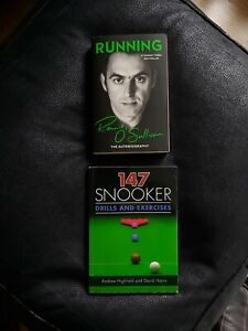 Snooker Books