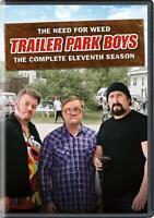 Trailer Park Boys: Season 11 - DVD Set [TPB, Region 1/A, Snoop Dogg, Canada] NEW