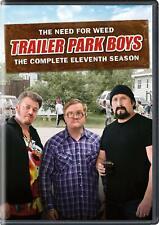 Trailer Park Boys Season 11 Series Eleven Eleventh (snoop Dogg Mike Smith) DVD
