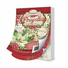 Hunkydory - The Little Book of Poinsettias - LBK237