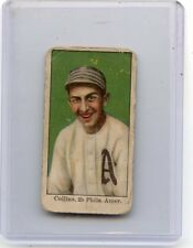 1909 E90-1 AMERICAN CARAMEL (NO #) EDDIE COLLINS, PHILADELPHIA ATHLETICS, HOF