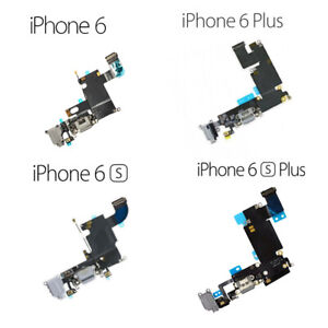 NEW iPhone 6/6 Plus iPhone 6S/6S Plus Charging Lightning Port Mic Replacement